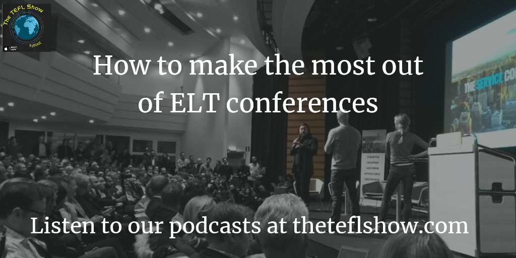 How to make the most out of conferences
